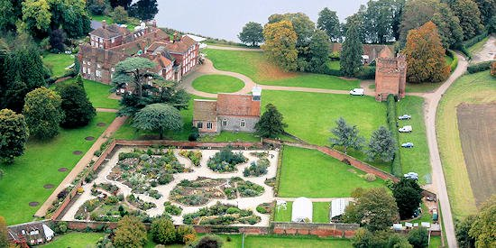 The World Garden at Lullingstone Castle