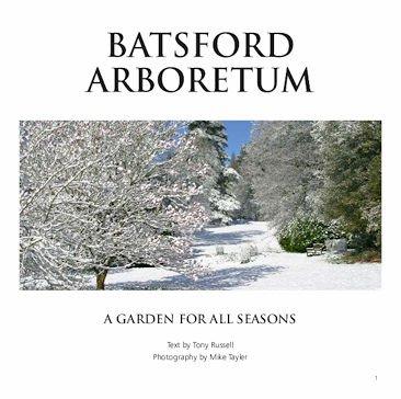 Batsford Arboretum Souvenir Garden Guidebook
