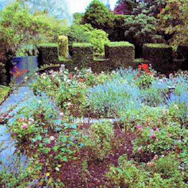 Upton Castle | Gardens to Visit 2018