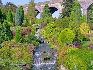 The Rock & Water Garden