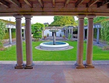 Pompeian Italian Garden