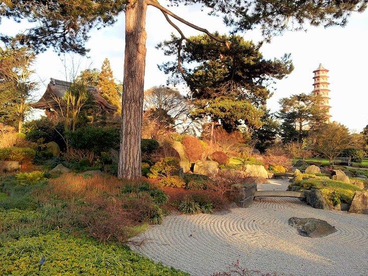 Japanese Garden - Kew Gardens