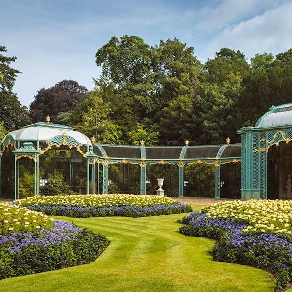 Waddesdon, A Rothschild House & Gardens