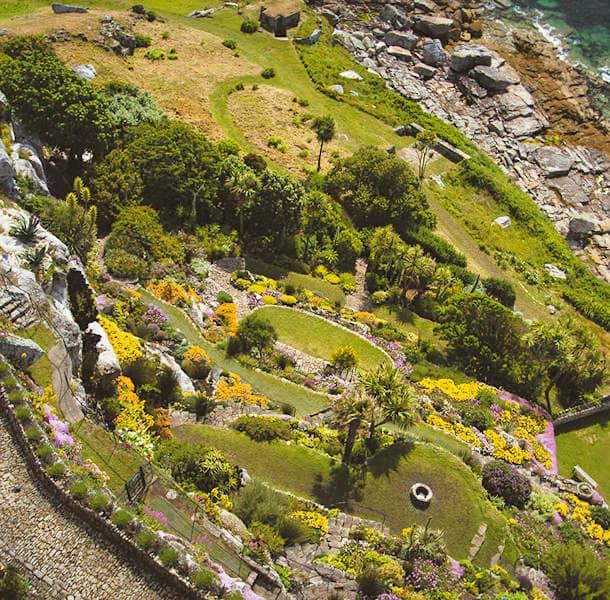 St Michael's Mount Garden