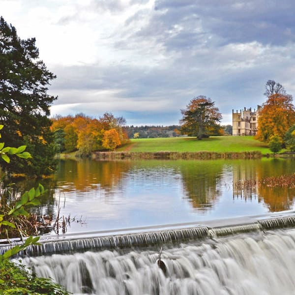 Sherborne Castle and Gardens