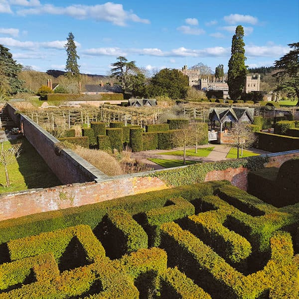 Hampton Court Castle, Gardens & Parkland