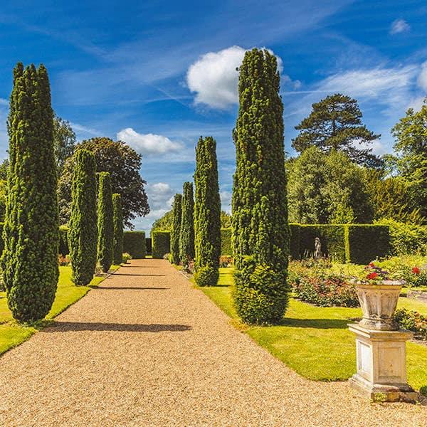 Knebworth House, Park & Gardens